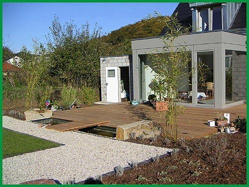 Zedernholz Für Terrasse : Gartenterrassenholz Garapa